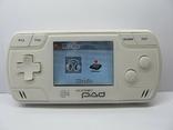 Портативная игровая консоль - Pocket Pad, игры Sega, фото №4
