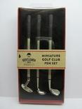 Новый набор ручек - клюшки для Гольфа, фото №2