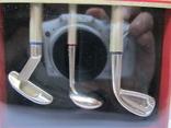 Новый набор ручек - клюшки для Гольфа, фото №3