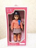 Американская кукла Battat, коллекция Lori, Felicia, 15 см, фото №2