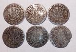 Солиды коронные 1625 кладовые (6 шт.)