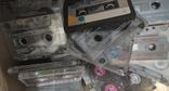 Около 50 аудиокассет, фото №3