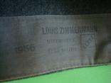 Пилотка фуражка Швейцария фетр 1956г, фото №7