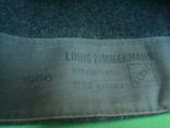 Пилотка фуражка Швейцария фетр 1956г, фото №13