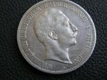 5 марок 1907 А Пруссия, фото №3