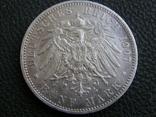 5 марок 1907 А Пруссия, фото №4