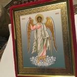 Современная икона Ангел Хранитель., фото №3