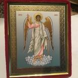 Современная икона Ангел Хранитель., фото №4