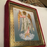 Современная икона Ангел Хранитель., фото №5