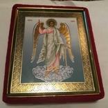 Современная икона Ангел Хранитель., фото №7