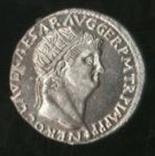 Кистофорная тетрадрахма Нерон серебро копия, фото №2