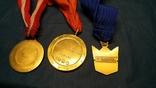 3-и медали, сувенирные., фото №5