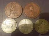Настольные медали Харьков