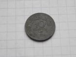 Польша 1923 год. 10 грош., фото №3