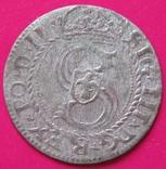 Солид 1607 Сигизмунд III, фото №2