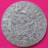 Солид 1607 Сигизмунд III, фото №3