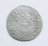 Грош 1534г, Сигизмунд I Старый , г. Гданьск, фото №3