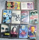 Аудиокассеты 21 шт, фото №4