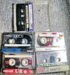 Аудиокассеты 21 шт, фото №11