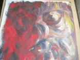 Лист двп с абстракцией, фото №3