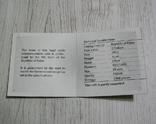 БИБЛЕЙСКИЕ ИСТОРИИ - Адам и Ева - серебро, 2 доллара Палау, фото №6