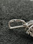 Серебряная подвеска, фото №3