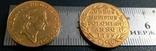 1 дукат  золотом1789  року , Польща ,  копія золотої не магнітний, позолота 999, фото №2