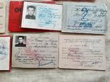 Документы на военного водителя , удостоверения и т.д., фото №4