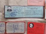 Документы на военного водителя , удостоверения и т.д., фото №6
