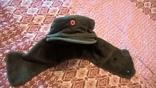 Зимняя военная шапка Австрия, фото №9