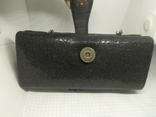 Вечерняя сумочка клатч на длинной цепочке. Accessorize. 17,5х4х8,5см, фото №8
