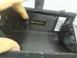 Вечерняя сумочка клатч на длинной цепочке. Accessorize. 17,5х4х8,5см, фото №9