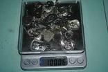 Ладанки серебро 100 грамм, фото №2