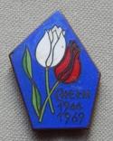 25-річчя Польський комітет національного визволення. 1944-1969р.р. м. Хелм., фото №3