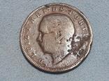Португалия 20 реалов 1885 года, фото №3