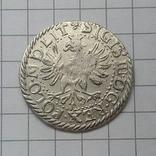 Литовський гріш 1614 року ( H-W ), фото №7