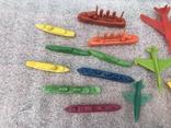 Самолеты и корабли игрушки СССР, фото №4