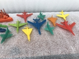 Самолеты и корабли игрушки СССР, фото №6