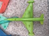 Самолеты и корабли игрушки СССР, фото №11