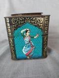 Коробка из под чая, фото №4