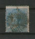 1865 Брит. колонии. Индия (Вост. Индия) Королева Виктория, фото №2