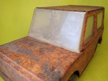 Машинка Старая из Металла, фото №4