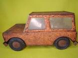 Машинка Старая из Металла, фото №2