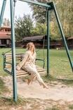 Жіноча оригінально красива піжама NATURAL, фото №5