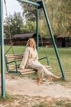 Жіноча оригінально красива піжама NATURAL, фото №6