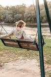 Жіноча оригінально красива піжама NATURAL, фото №7