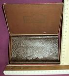Коробка шоколад НАША МАРКА фабрика Красный Октябрь Москва ГОСТ 1953г., фото №10