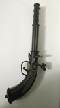 Дуэльный пистолет. (Сувенир СССР Макет пистолета XVIII в СССР, фото №5
