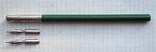 Держатель для перьев - макалок и два пера № 23., фото №2