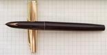 """Новая перьевая ручка """"Herb-330"""". Пишет довольно мягко и тонко., фото №2"""